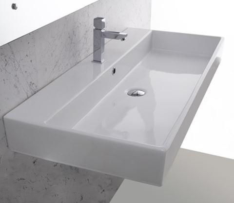 Unlimited 90 Ceramic Sink