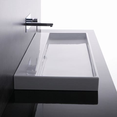 Urban 100 Ceramic Sink