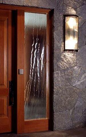 Custom Front Door Sidelight