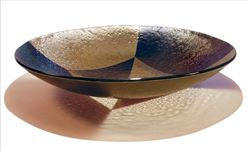 Picture of Chocolate Harlequin Bowl