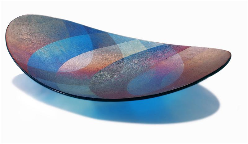 Picture of Blue Echo Platter