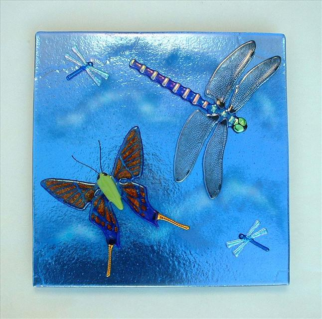 Picture of Glass Insect Panel