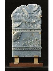 Picture of Oriental Orientation Freestanding Sculpture