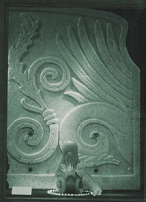 Picture of Tiffany 4 Cast Glass Sculpture