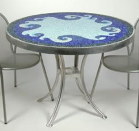 Ocean Storm Dining Table