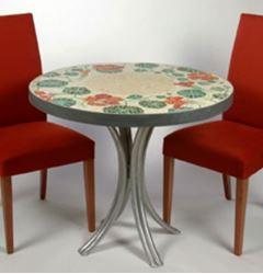 Picture of Nasturtium Dining Table