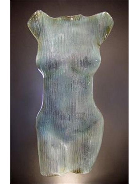 Picture of Diana Glass Torso Sculpture