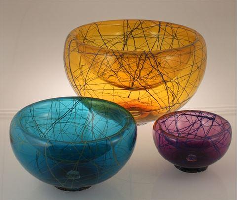 Birds Nest Bubble Bowls