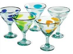 Picture of Splash Margarita or Cocktail Glass
