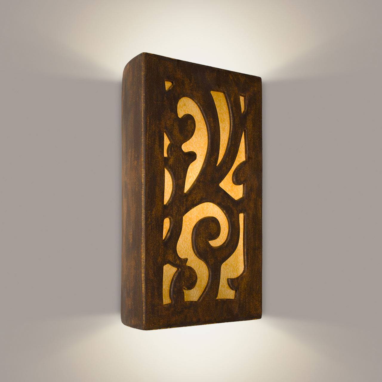 Picture of A19 Wall Sconce | Cathedral