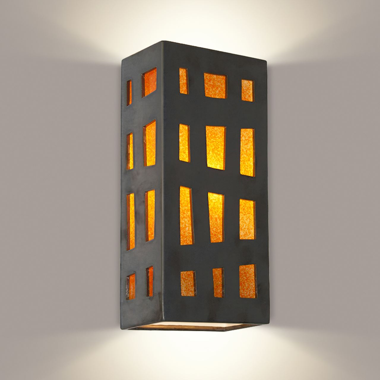 Picture of A19 Wall Sconce | Grid