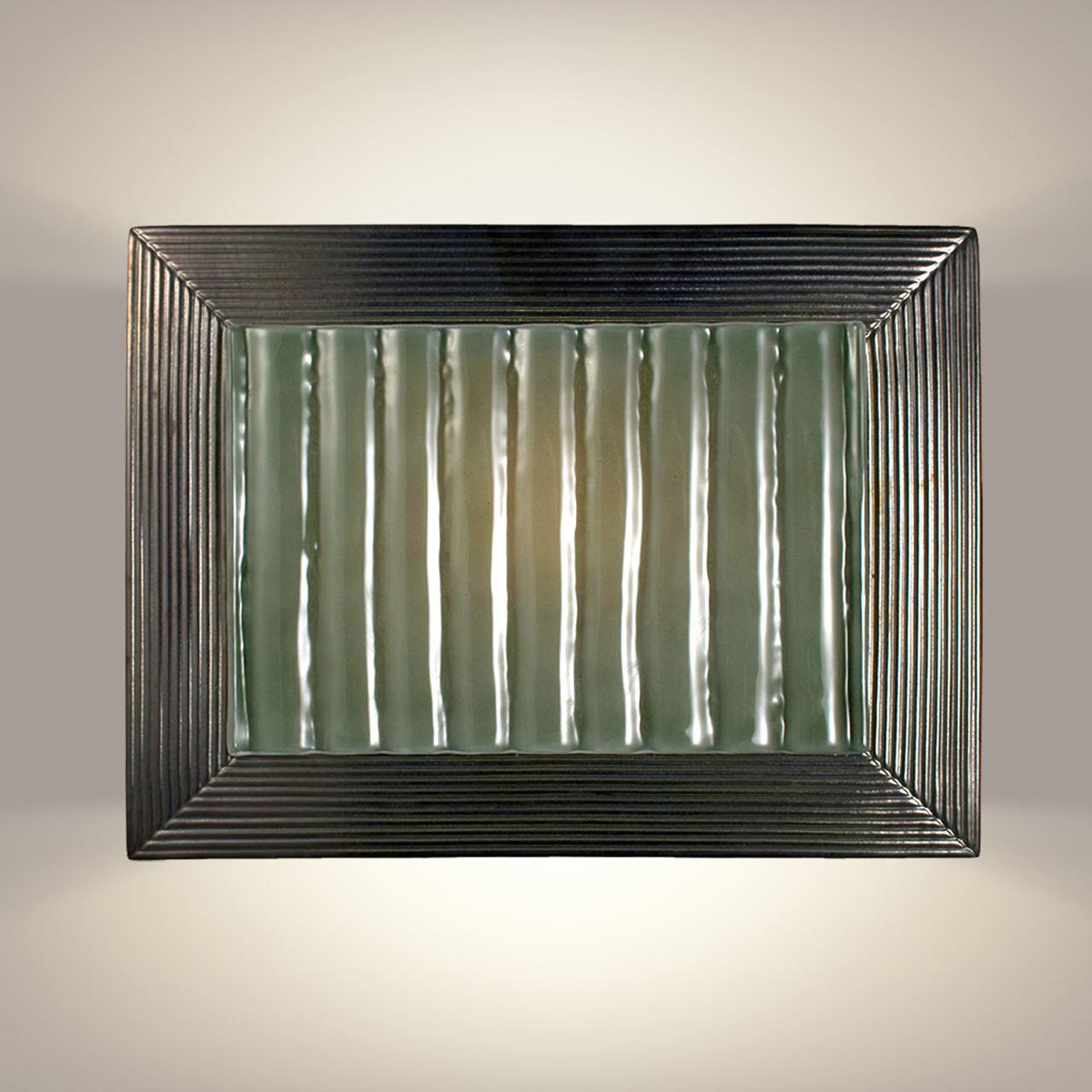 Picture of A19 Wall Sconce   Ripple
