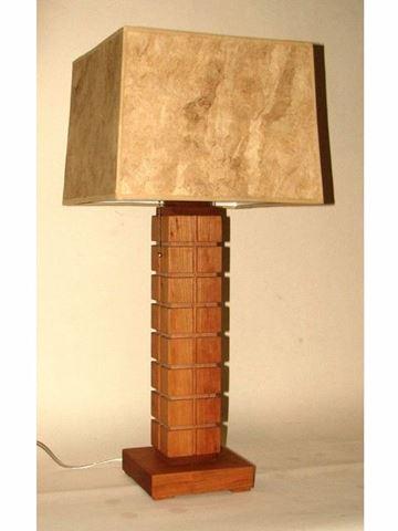 Frobal Block Table Lamp