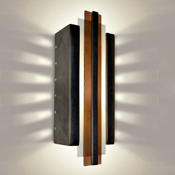 Picture of A19 Wall Sconce | Empire