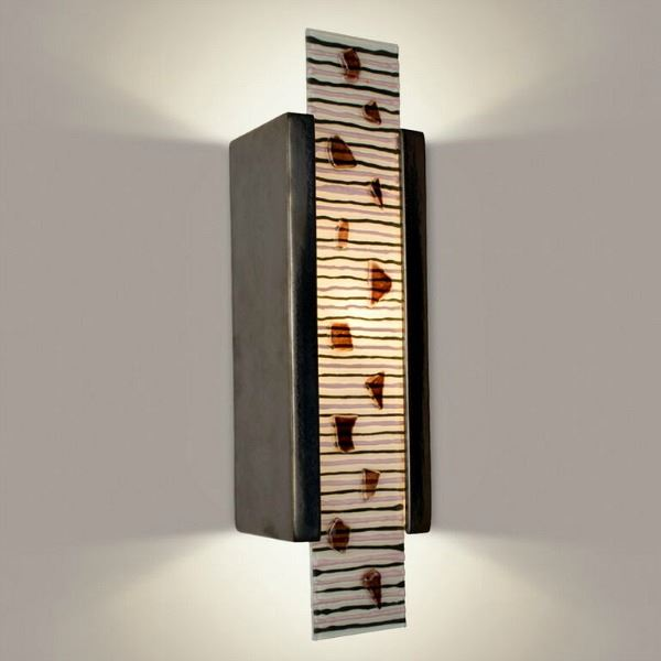 Picture of A19 Wall Sconce   Zen Garden