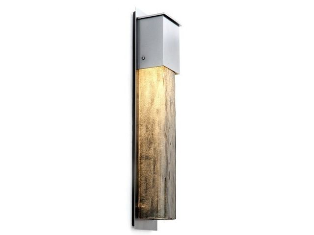 Picture of Tall Square Outdoor Cover Sconce