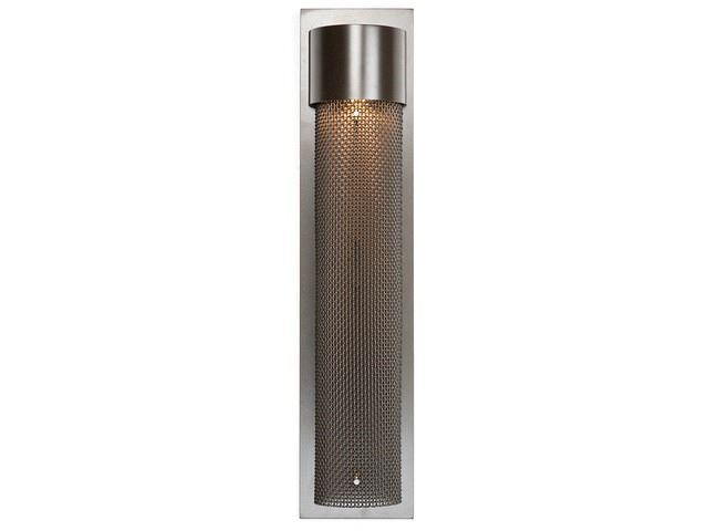 Picture of Tall Round Mesh Outdoor Cover Sconce