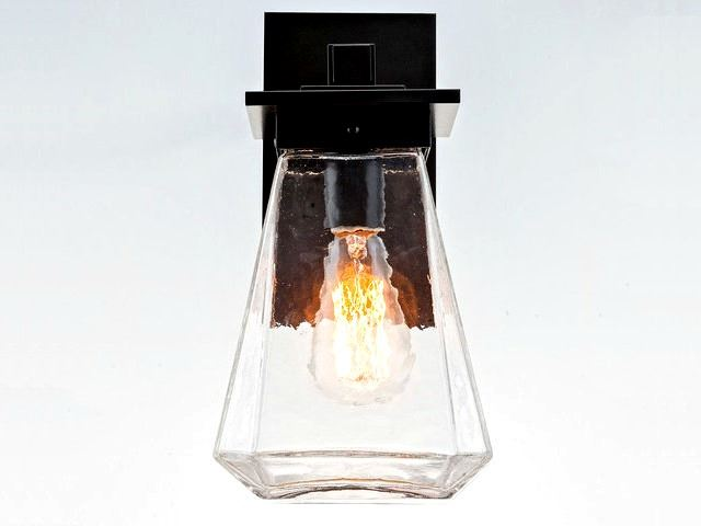 Picture of Outdoor Beacon Arm Sconce