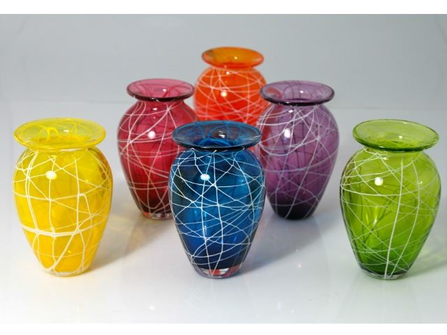 Picture of Birds Nest Mini Glass Vase