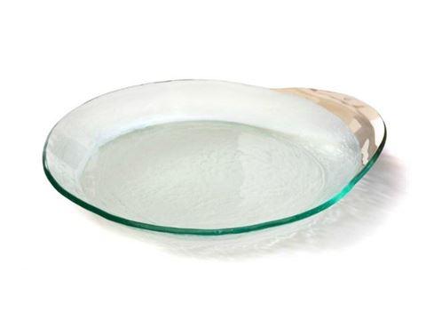 Mod Glass Serving Bowl