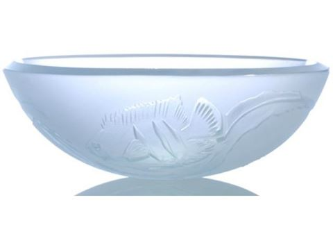 Aquarium Glass Sink