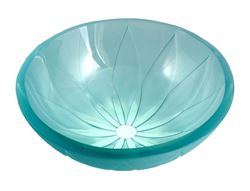 Pinwheel Glass Sink