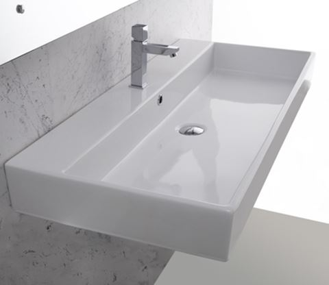 Unlimited 90 Ceramic Sink