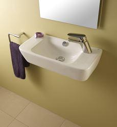 Bissonnet Emma Wall-Mount 50-SL Italian Sink
