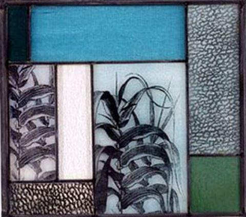 Garden Window Panel