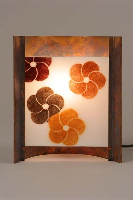 Picture of Unique Lamps | Desert Blossoms