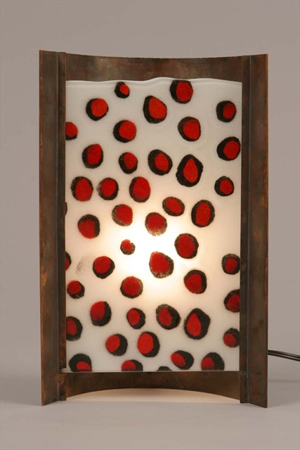 Picture of Unique Lamps | Red Dots