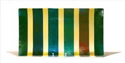 Picture of Green and Yellow Line Platter
