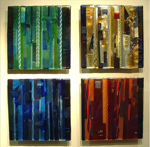 Small Glass Wall Panels