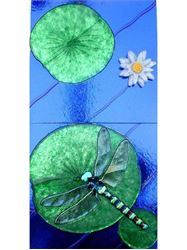 Small Dragonfly Panel