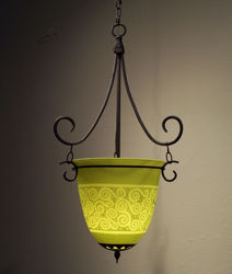 Picture of Pendant Light | Chartreuse