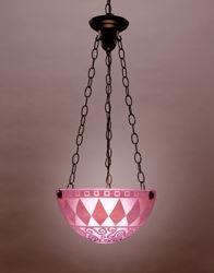 Pendant Light | Rose Diamond