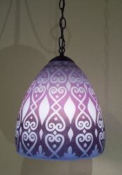 Picture of Pendant Light | India Glass