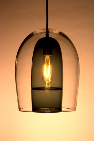 Pendant Light | Miro Veiled | Tall Shade