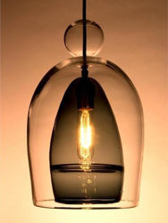 Picture of Pendant Light | Miro Veiled | Bullet with Ball