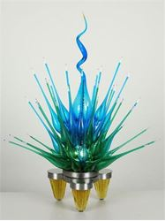 Picture of Summer Blossom Glass Sculpture