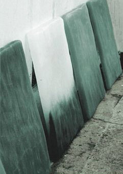 Picture of Stillness Decorative Glass Panels