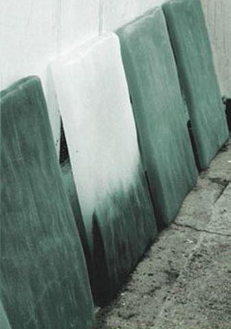 Stillness Decorative Glass Panels