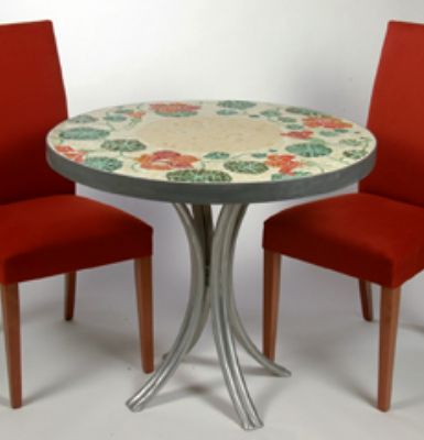 Picture of Nasturtium Dining Table