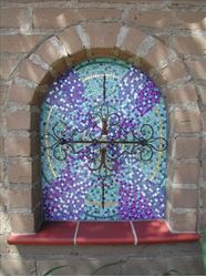 Picture of Water of Life Mosaic Panel