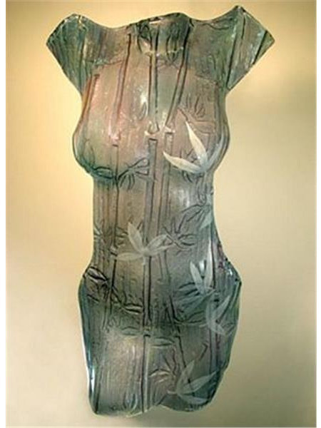 Picture of Noiki Glass Torso Sculpture