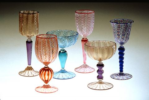 Toasting Goblets