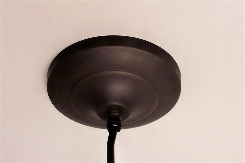 Picture of Pendant Light | Ruby Wisteria Amphora
