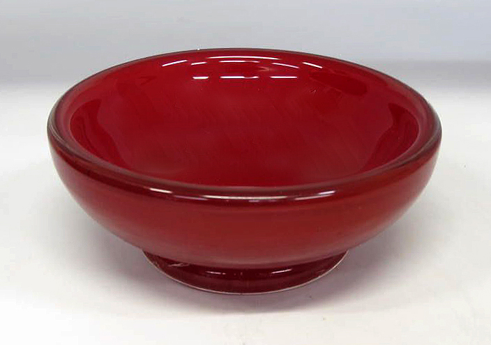 Picture of Blown Glass Soap Dish