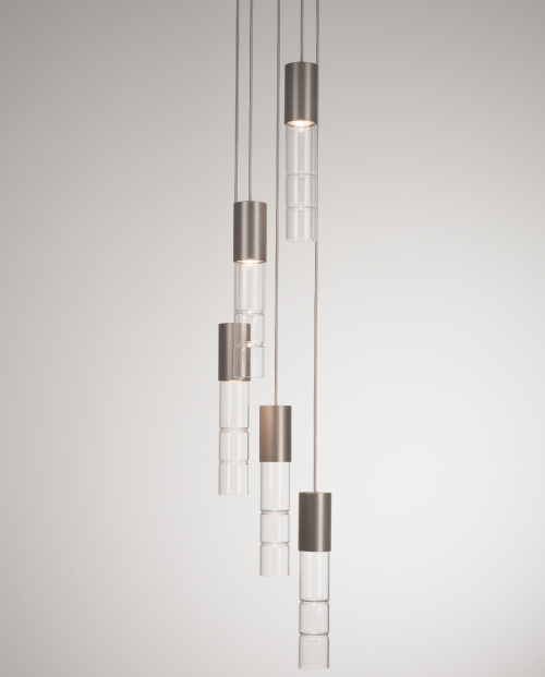 Picture of Pendant Chandelier   Bamboo 5