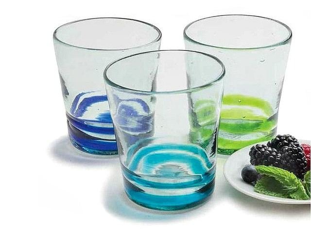 Picture of Serpentine Tapered Tumblers - 2 Sizes